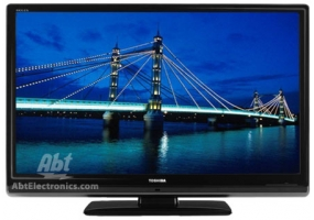 Toshiba - 37RV530U - LCD TV
