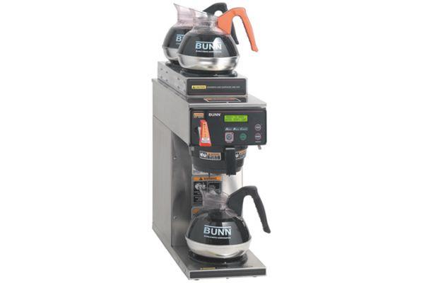 Bunn Axiom 12 Cup Digital Automatic Coffee Brewer - 387000000