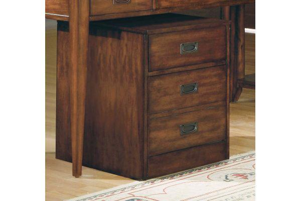 Large image of Hooker Furniture Home Office Danforth Mobile File - 388-10-412