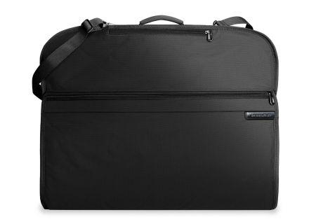 Briggs & Riley Black Classic Garment Bag  - 389-4