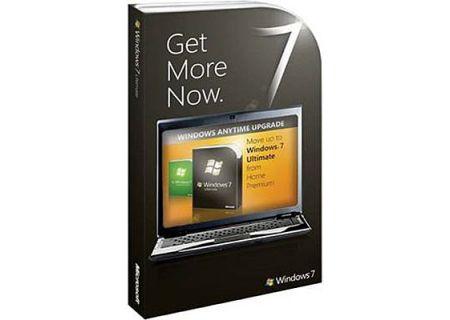 Microsoft Windows 7 Home Premium to Windows 7 Ultimate  Computer Software - 39C00040