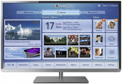 Toshiba - 39L4300U - LED TV