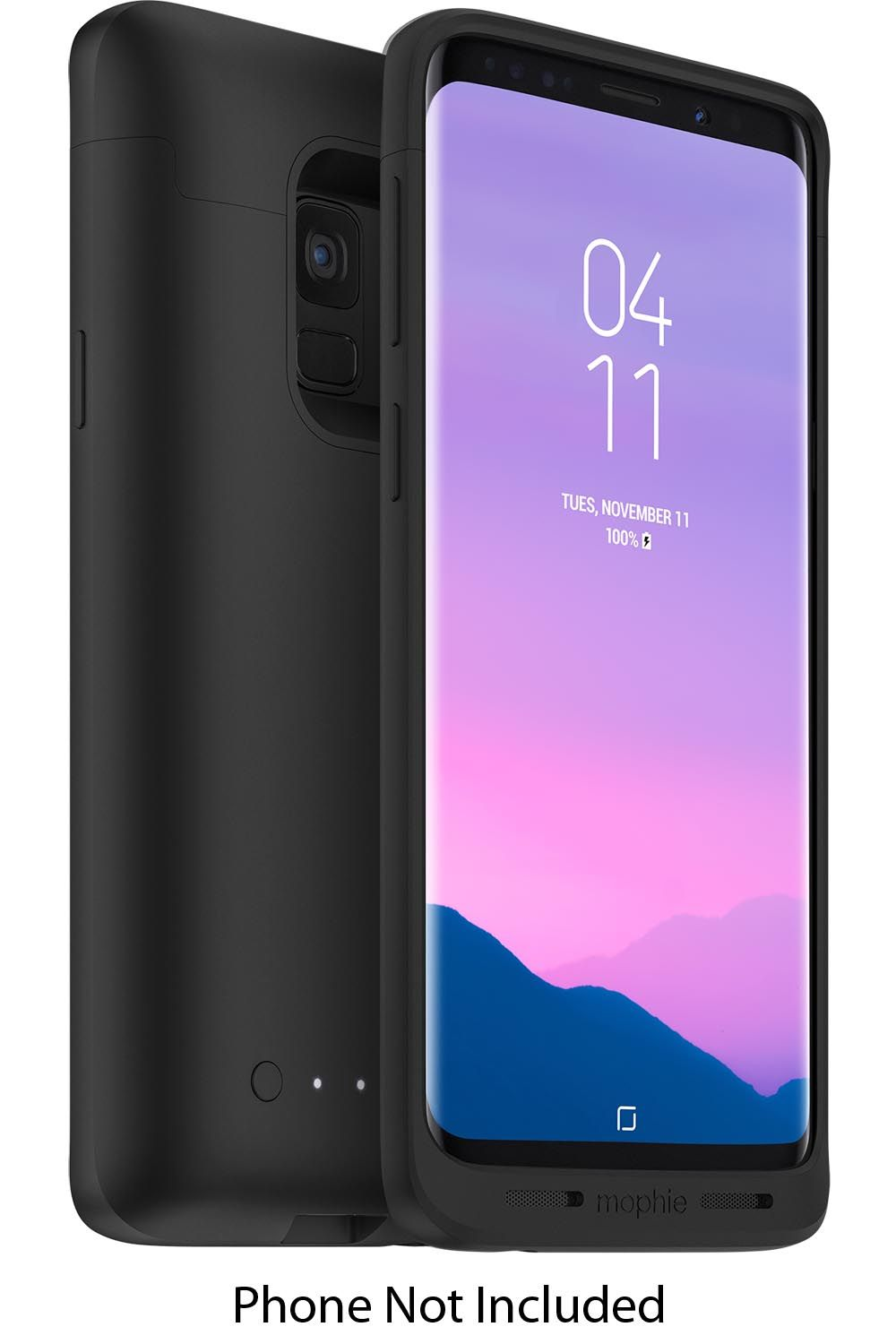 official photos d68c1 a9d88 mophie Black Juice Pack For Samsung Galaxy S9