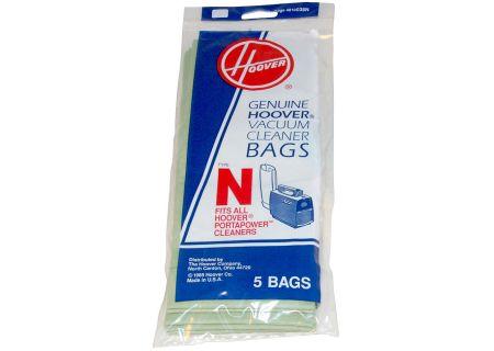 Hoover Type N 5-Pack Vacuum Bags - 4010038N