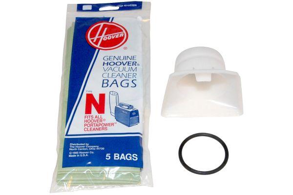 Hoover PortaPower Cleaner Bag Adapter Kit - 4010050N