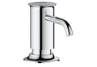 GROHE - 40537000 - Built-In Soap & Lotion Dispensers