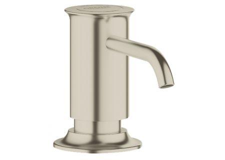 GROHE - 40537EN0 - Built-In Soap & Lotion Dispensers