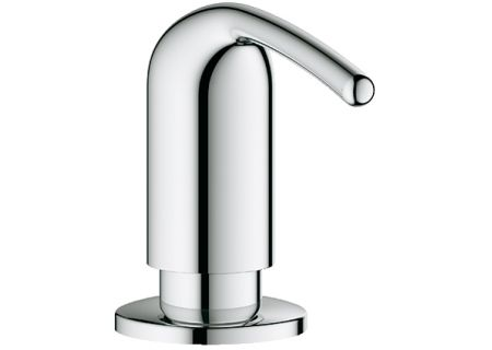 Grohe Starlight Chrome Soap And Lotion Dispenser - 40553000