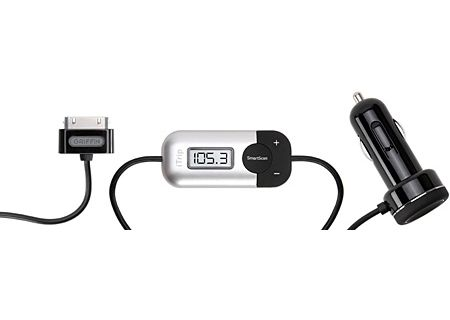Griffin - 9501-TRIPCBL2 - iPod FM & Cassette Adapters