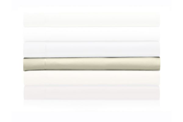 Tempur-Pedic Pima Cotton 310 Count Eggshell King Sheet Set - 40606175