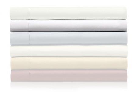 Tempur-Pedic Pima Cotton 310 Count White Twin XL Sheet Set  - 40606420