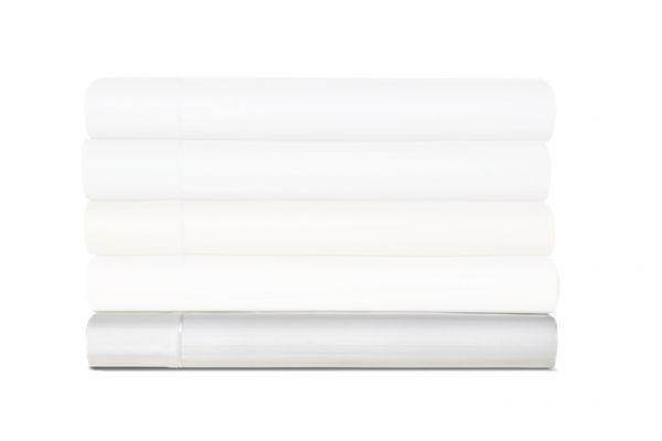 Tempur-Pedic Egyptian Cotton 420 Count White Queen Sheet Set - 40607150