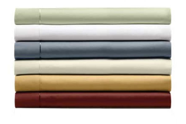 Large image of Tempur-Pedic Pima 310 Thread Count White King Pillow Cases - 40610170