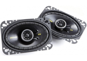 Kicker - 40CS464 - 4 x 6 Inch Car Speakers