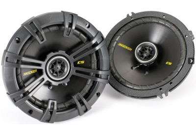 Kicker - 40CS654 - 6 1/2 Inch Car Speakers