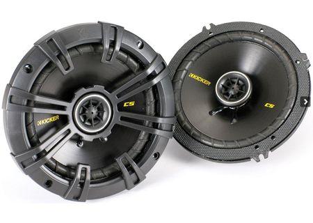 Kicker - 40CS654 - 6 1/2 Inch Car Speakers