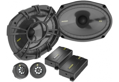 Kicker - 40CSS694 - 6 x 9 Inch Car Speakers