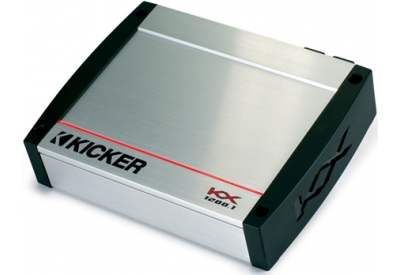 Kicker - 40KX12001 - Car Audio Amplifiers