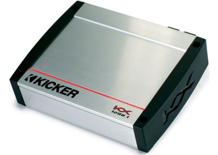 Kicker - 40KX12001 - Car Audio Amplifiers