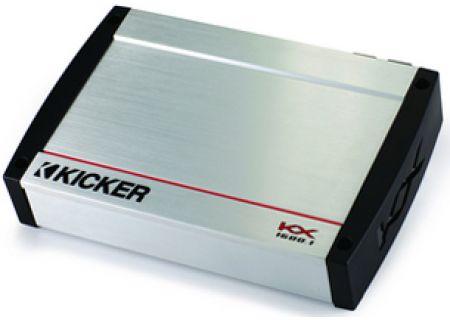 Kicker - 40KX16001 - Car Audio Amplifiers
