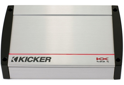 Kicker - 40KX4004 - Car Audio Amplifiers