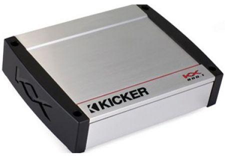 Kicker - 40KX8001 - Car Audio Amplifiers