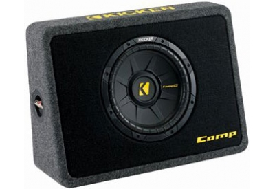 Kicker - 40TCWS102 - Vehicle Sub Enclosures