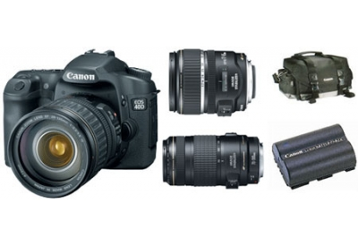 Canon - 40D17285KIT - Digital Camera & Camcorder Accessory Kits