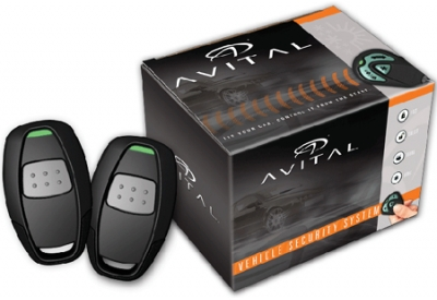 Avital - 4113LX - Car Security & Remote Start