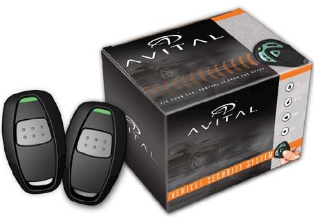 Avital - 4113LX - Car Security & Remote Start