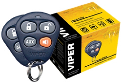 Viper - 412V - Car Security & Remote Start