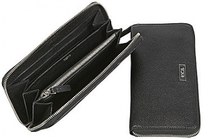 Tumi - 41603 BLACK - Womens Wallets
