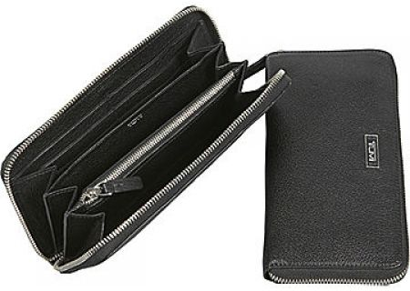 Tumi - 41603 BLACK - Womens Wallets