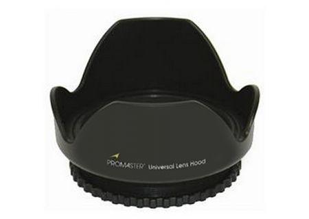 ProMaster Black Universal Lens Hood For 58mm - 4169