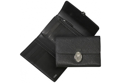 Tumi - 41802 BLACK - Womens Wallets