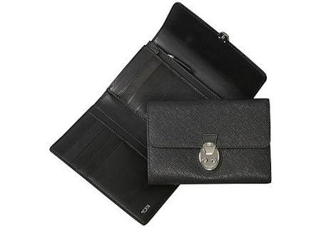 Tumi - 41802 BLACK - Womens Wallets