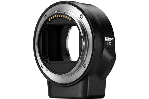 Large image of Nikon Mount Adapter FTZ - 4185