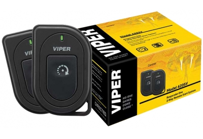 Viper - 4205V - Car Security & Remote Start