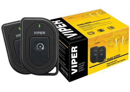 Viper - 4205V - Car Security & Remote Start