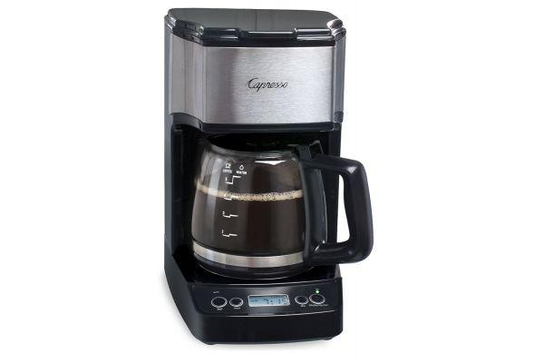 Capresso Black 5-Cup Mini Drip Coffee Maker - 42605