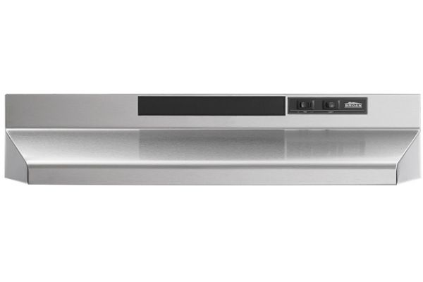 """Broan 30"""" Stainless Under Cabinet Wall Hood 220 CFM - 433004"""