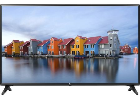 "LG 49"" Black 1080P LED Smart HDTV With WebOS 3.5 - 49LJ5500"