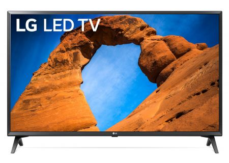 "LG 43"" Black 1080P HDR Smart LED HDTV - 43LK5400PUA"