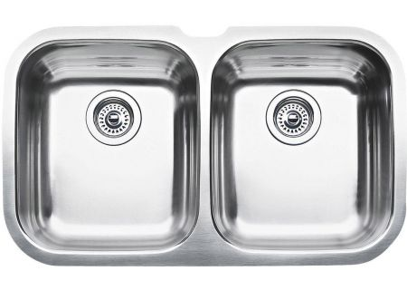 Blanco Niagra Series Stainless Steel Double Bowl Sink - 440160