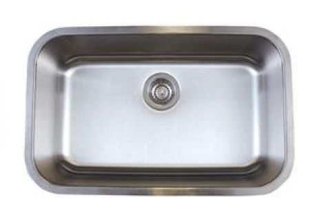 Blanco Single Bowl Undermount Stainless Sink - 441024