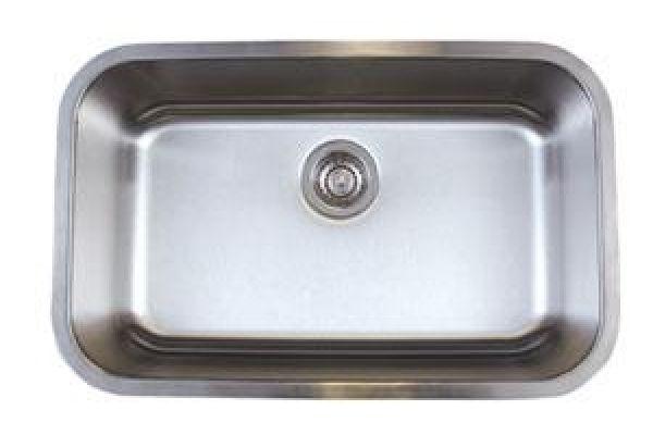 Blanco Single Bowl Undermount Stainless Sink - 441024