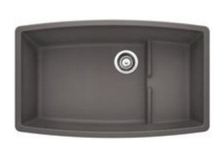 Blanco Performa Cascade Silgranit Cinder Super Single Sink - 441476