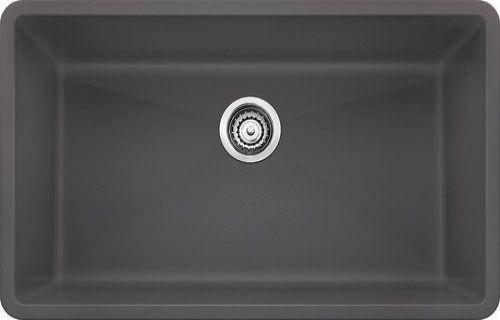 Blanco Precis Cinder Super Single Bowl Sink 441478