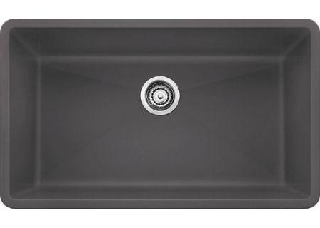 Blanco Precis Cinder Super Single Bowl Sink  - 441478