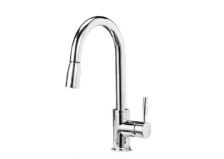 Blanco Sonoma With Pull-Down Spray Stainless Steel Faucet - 441647
